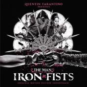 Çeşitli Sanatçılar: The Man With The Iron Fists (Limited Edition - Silver Vinyl) - Plak