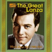 Lanza, Mario: The Great Lanza (1949-1951) - CD