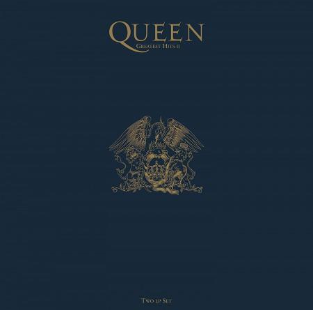 Queen: Greatest Hits II (Remastered) - Plak