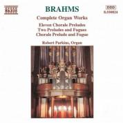 Brahms: Organ Works (Complete) - CD
