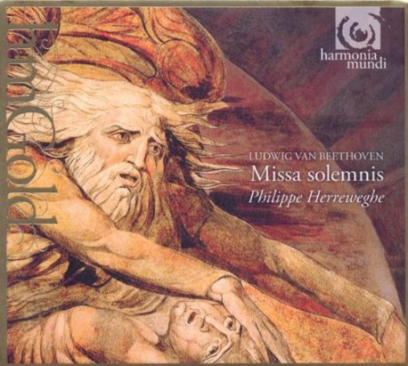 Philippe Herreweghe: Beethoven: Missa Solemnis - CD