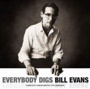 Bill Evans: Everybody Digs Bill Evans - CD