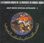 Çeşitli Sanatçılar: Arap Müziği Antolojisi 1 - CD