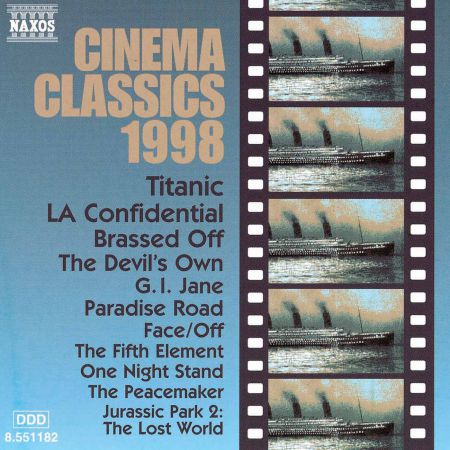 Cinema Classics 1998 - CD
