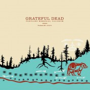 The Grateful Dead: Portland Memorial Coliseum 1974 (Remastered - Limited Edition Box) - Plak