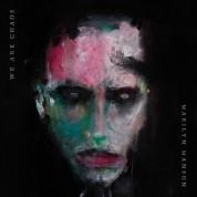 Marilyn Manson: We Are Chaos (White Vinyl) - Plak