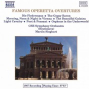 Operetta Overtures (Famous) - CD