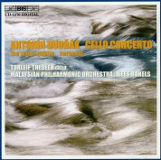 Torleif Thedéen, Malaysian Philharmonic Orchestra, Kees Bakels: Dvorák: Music for cello and orchestra - CD