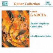 Garcia: Etudes Esquisses / Celtic Airs - CD