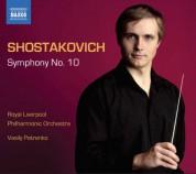 Vasily Petrenko: Shostakovich: Symphony No. 10 - CD