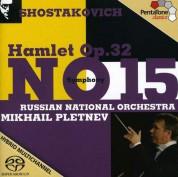 Mikhail Pletnev, Russian National Orchestra: Shostakovich: Symphony No. 15 - SACD