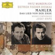 Dietrich Fischer-Dieskau, Fritz Wunderlich, Josef Krips, Wiener Symphoniker: Mahler: Lied Von Erde - CD