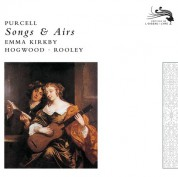 Emma Kirkby: Purcell: Songs And Airs - CD