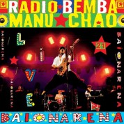 Manu Chao: Baionarena - Plak