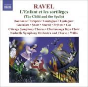 Nashville Symphony Orchestra: Ravel, M: Enfant Et Les Sortileges (L') [Opera] / Sheherazade - CD