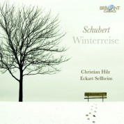 Christian Hilz, Eckart Sellheim: Schubert: Winterreise - CD