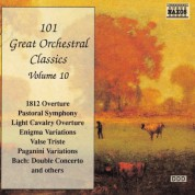 101 Great Orchestral Classics, Vol. 10 - CD