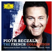 Alain Altinoglu, Diana Damrau, Orchestre de l'Opéra National de Lyon: Piotr Beczala - The French Collection - CD