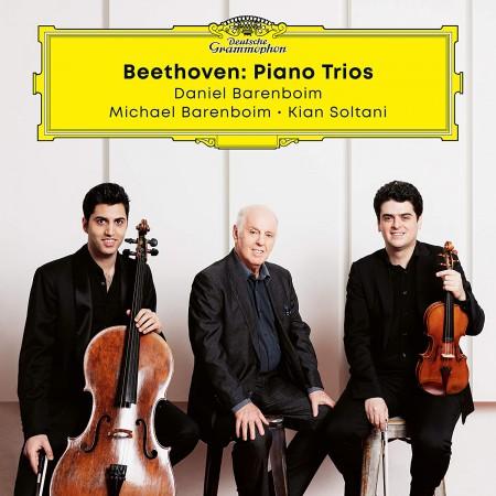 Daniel Barenboim, Michael Barenboim, Kian Soltani: Beethoven: Complete Piano Trios - CD