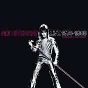 Rod Stewart: Live 1976-1998 Tonight's - CD
