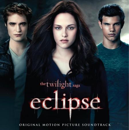 Çeşitli Sanatçılar: OST - The Twilight Saga - Eclipse - CD