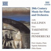 Petri Alanko: 20th Century Music for Flute And Orchestra - CD
