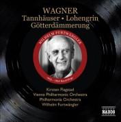 Wilhelm Furtwängler: Furtwängler conducts Wagner - CD