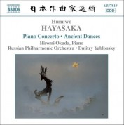 Hayasaka: Piano Concerto / Ancient Dances On the Left and On the Right - CD