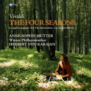 Anne-Sophie Mutter, Herbert Von Karajan: Vivaldi: Four Seasons - Plak