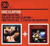 Eric Clapton: Time Pieces Vol.1 / Time Pieces Vol.2 - CD