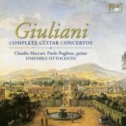 Claudio Maccari, Paolo Pugliese, Ensemble Ottocento: Giuliani: Complete Guitar Concertos - CD