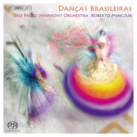 São Paulo Symphony Orchestra, Roberto Minczuk: Danças Brasileiras - SACD