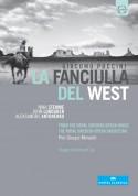 Royal Swedish Opera Orchestra, Pier Giorgio Morandi: Puccini: Fanciulla del West - DVD
