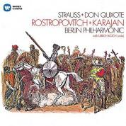 Mstislav Rostropovich, Herbert von Karajan, Berlin Philharmonic Orchestra, Ulrich Koch: Strauss: Don Quixote - CD