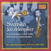 Çeşitli Sanatçılar: Svenska jazzklassiker (Swedish Jazz Classics) - CD