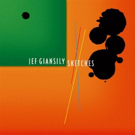 Jef Giansily: Sketches - CD