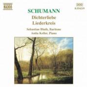 Schumann, R.: Dichterliebe, Op. 48 / Liederkreis, Op. 39 - CD