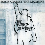Rage Against The Machine: The Battle Of Los Angeles - Plak