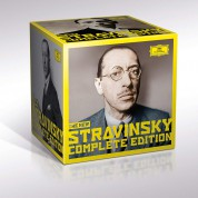 Igor Stravinsky Complete Edition - CD