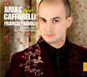 Franco Fagioli: Arias for Caffarelli - CD