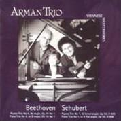 Arman Trio: Beethoven, Schubert - CD