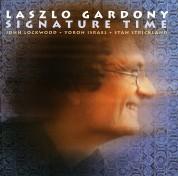 Laszlo Gardony: Signature Time - CD
