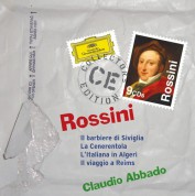 Claudio Abbado: Rossini: Operas - CD