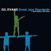 Gil Evans: Great Jazz Standards - CD