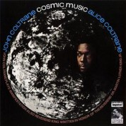 John Coltrane: Cosmic Music - CD