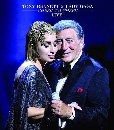 Tony Bennett, Lady Gaga: Cheek To Cheek Live! - BluRay