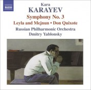 Dmitry Yablonsky: Karayev: Symphony No. 3 - CD