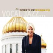 Viktoria Tolstoy: My Russian Soul - CD