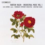 Elise Båtnes, Stavanger Symphony Orchestra, Christian Eggen: Fartein Valen: Orchestral Music, Volume 1 - CD