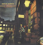 David Bowie: Rise and Fall of Ziggy Stardust and the Spiders from Mars - Plak
